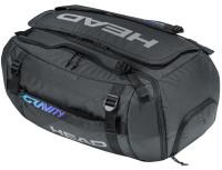 Teniso krepšys Head Gravity Duffle Bag - black/mixed