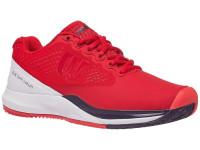 Damskie buty tenisowe Wilson Rush Pro 3.0 Clay W - lollipop/white/peacoat