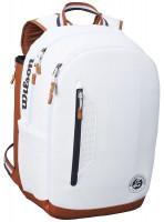 Plecak tenisowy Wilson Roland Garros Tour Backpack - white/navy/clay