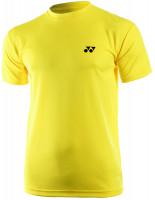 Męski T-Shirt Yonex T-Shirt - yellow