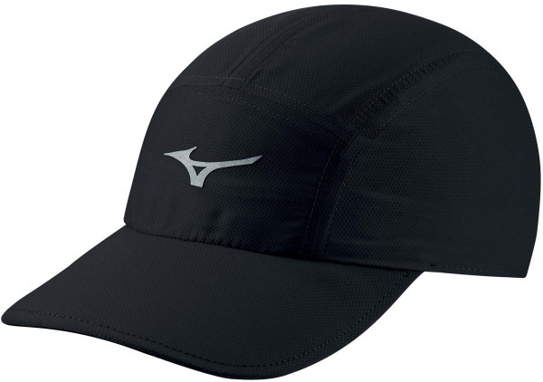 Teniso kepurė Mizuno Drylite Run Cap - black