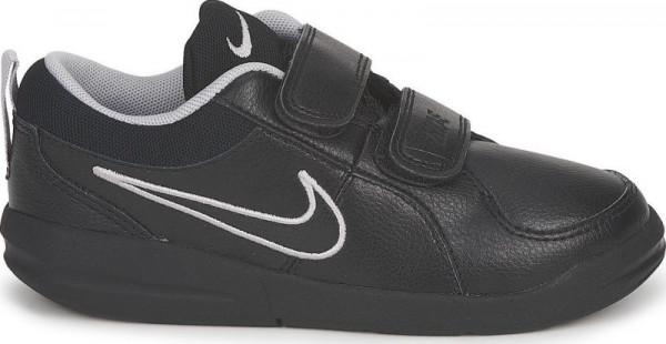 Nike Pico 4 (PSV) - black/black/mettalic silver