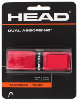 Head Dual Absorbing (1 szt.) - red