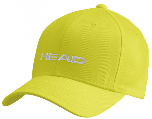 Czapka tenisowa Head Promotion Cap - limon
