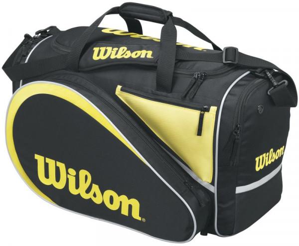 Padelio krepšys Wilson All Gear Bag - black/yellow