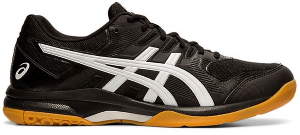 Buty do squasha Asics Gel-Rocket 9 - black/white