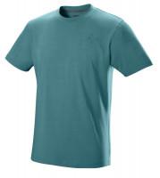 Męski T-Shirt Wilson M F2 Brand Tee - brittnay blue
