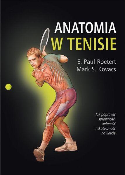 Książka Anatomia w Tenisie