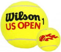 Piłka Mini Gigant Wilson US Open Jumbo Ball - yellow