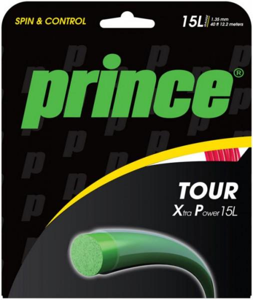 Teniska žica Prince Tour Xtra Power 16 (12,2 m) - red