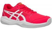 Juniorskie buty tenisowe Asics Gel-Game 7 Clay/OC GS - laser pink/white