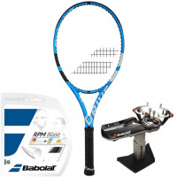 Tennis racket Babolat Pure Drive + string + stringing