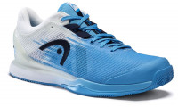 Teniso batai vyrams Head Sprint Pro 3.0 Clay Men - ocean/white
