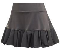 Teniso sijonas moterims Adidas Primeblue Match Skort Women - grey six/sharp blue