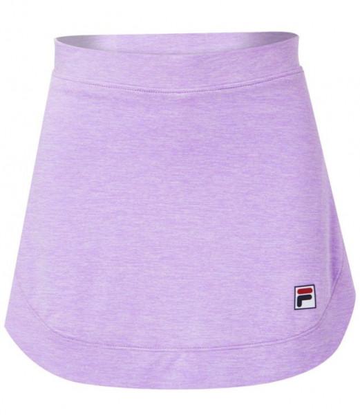 Teniso sijonas moterims Fila Skort Julia W - purple melange