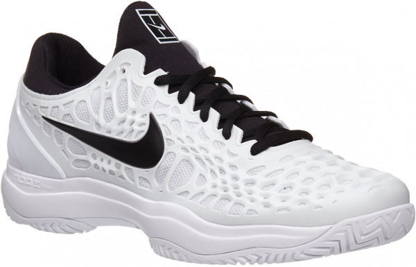 Męskie buty tenisowe Nike Air Zoom Cage 3 HC whiteblack