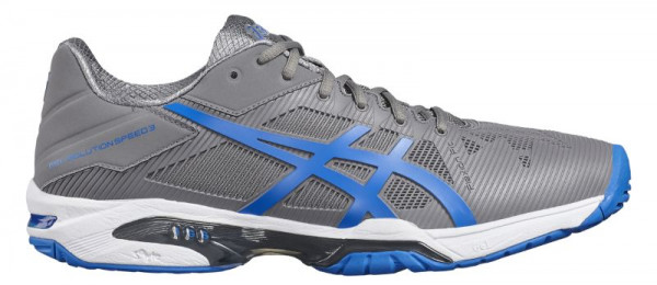Męskie buty tenisowe Asics Gel Solution Speed 3 aluminiumelectric bluewhite