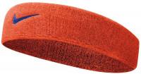 Nike Swoosh Headband - team orange/college navy