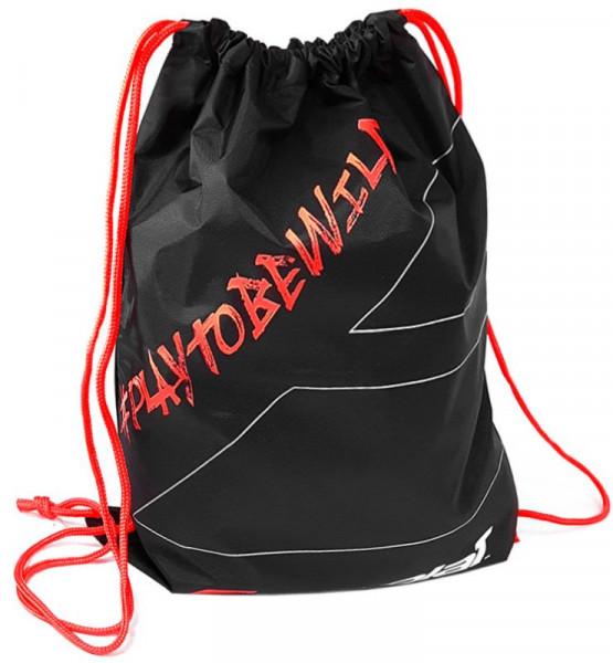 Tenisa mugursoma Babolat Pure Strike Gym Bag - grey/fluo red