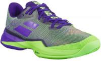 Męskie buty tenisowe Babolat Jet Mach 3 Clay Men - jade lime
