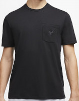 Męski T-Shirt Nike Court M Rafa Top SS  - black