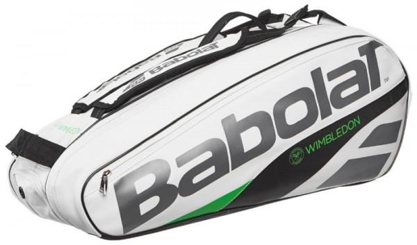 Babolat Pure Wimbledon x6 - white/green