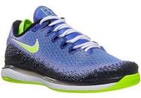 Damskie buty tenisowe Nike WMNS Air Zoom Vapor X Knit - sapphire/hot lime/black