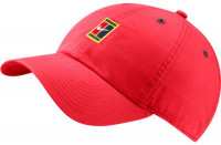 Nike H86 Court Logo Cap - ember glow
