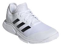 Damskie buty tenisowe Adidas Court Team Bounce W - cloud white/core black/silver metallic