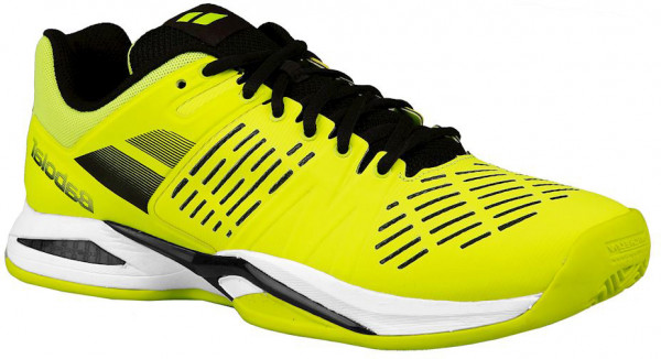 8c8f2b7e Buty Tenisowe Babolat Propulse Team Clay - yellow/black | Sklep ...