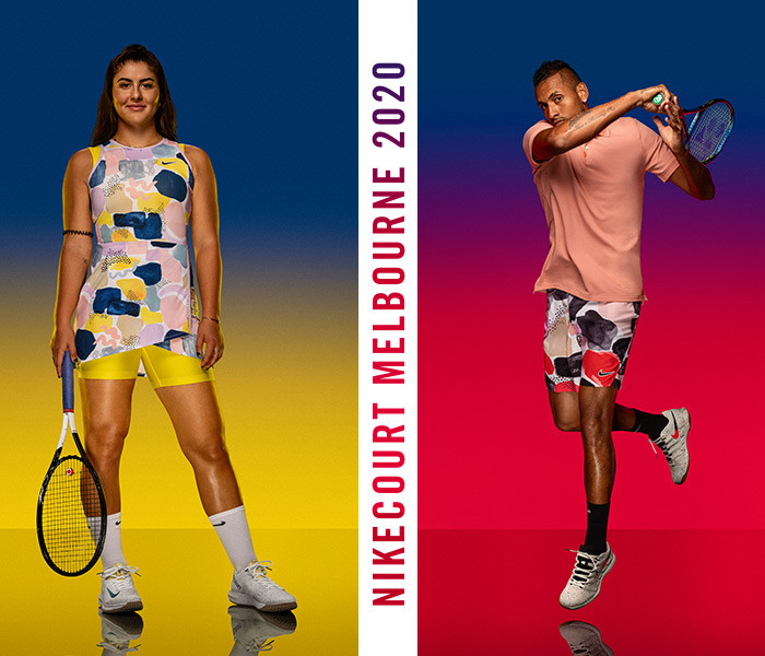 NikeCourt Melbourne 2020