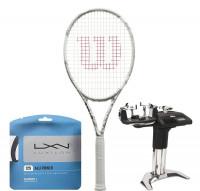 Tenis reket Wilson Clash 100 US Open Limited Edition + žica + usluga špananja