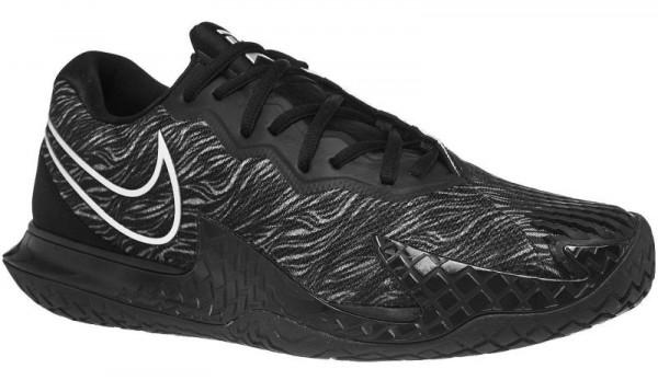 Męskie buty tenisowe Nike Air Zoom Vapor Cage 4 - Rafa x Tiger Edition - black/metallic silver