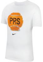 Męski T-Shirt Nike Court Tee Roland Garros City - white
