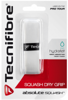 Tecnifibre Absolute Squash Perforated (1 szt.) - white