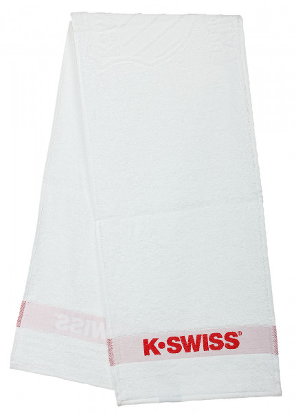K-Swiss Tennis Towel - white