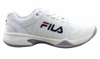 Męskie buty tenisowe Fila Campo TPM M - white