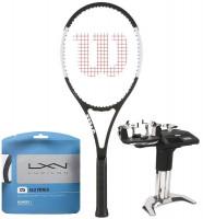 Rakieta tenisowa Wilson Pro Staff 97 Countervail + naciąg + usługa serwisowa