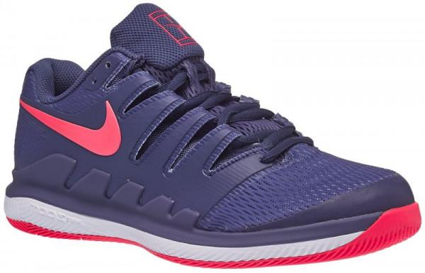 Damskie buty tenisowe Nike WMNS Air Zoom Vapor X - blue recall/racer pink/white