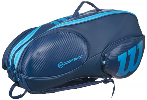 Wilson Vancouver Ultra 9 Pack - blue