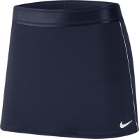 Damska spódniczka tenisowa Nike Court Dry Skirt - college navy/white