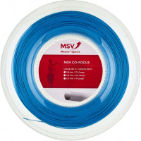 Tenisa stīgas MSV Co. Focus (200 m) - sky blue