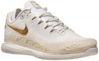 Damskie buty tenisowe Nike WMNS Air Zoom Vapor X Knit - phantom/metallic gold