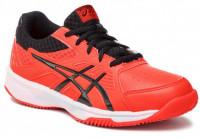Juniorskie buty tenisowe Asics Court Slide Clay GS - cherry tomato/black