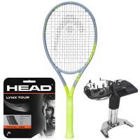 Tenisa rakete Head Graphene 360+ Extreme Pro + stīgas + stīgošanas pakalpojums