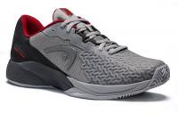 Teniso batai vyrams Head Revolt Pro 3.5 Clay Men - gray/red