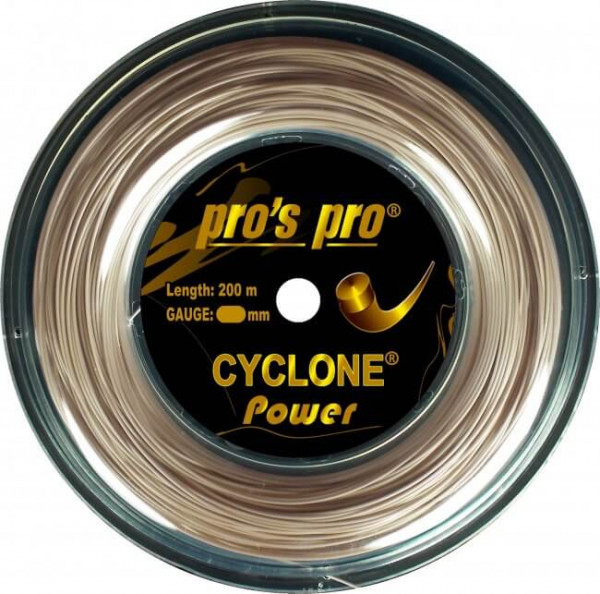 Tennis String Pro's Pro Cyclone Power (200 m)