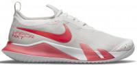 Damskie buty tenisowe Nike WMNS React Vapor NXT - light bone/lobster white