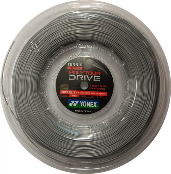 Teniso stygos Yonex Poly Tour Drive (200 m) - silver