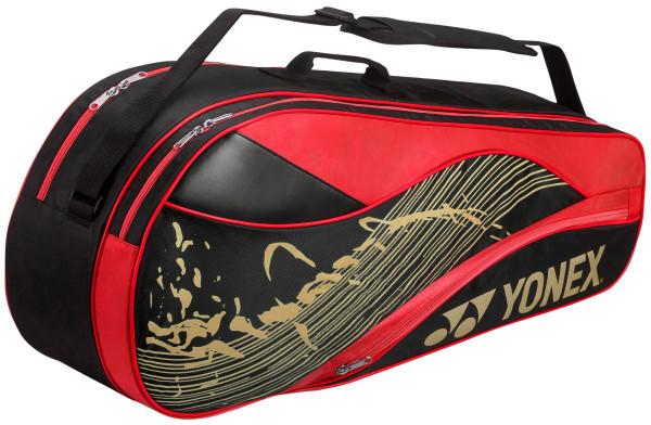 Yonex Racquet Bag 6 Pack - black